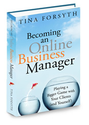 Becoming an Online Business Manager Book
